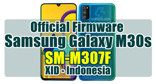 Firmware Samsung Galaxy M30s SM-M307F Bahasa Indonesia