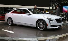 Will the 2017 Cadillac CT6 be the First Self-Driving Car?