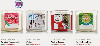 Bath Amp Body Works End Of Year Clearance Save 75 Off
