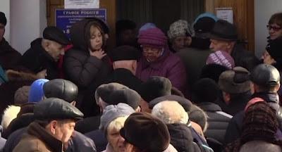 МОМ констатувало погіршення становища переселенців в Україні