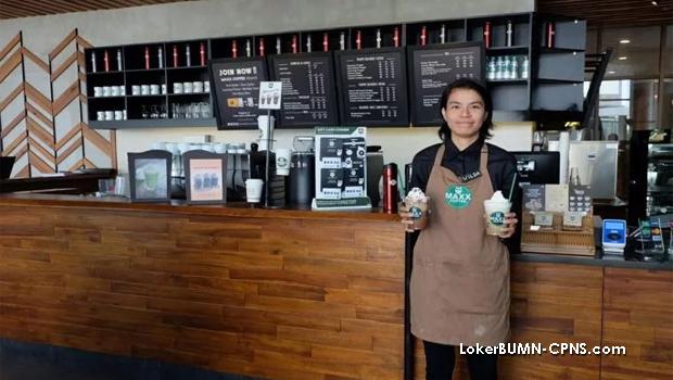 Lowongan Kerja Barista Maxx Coffee Januari 2018