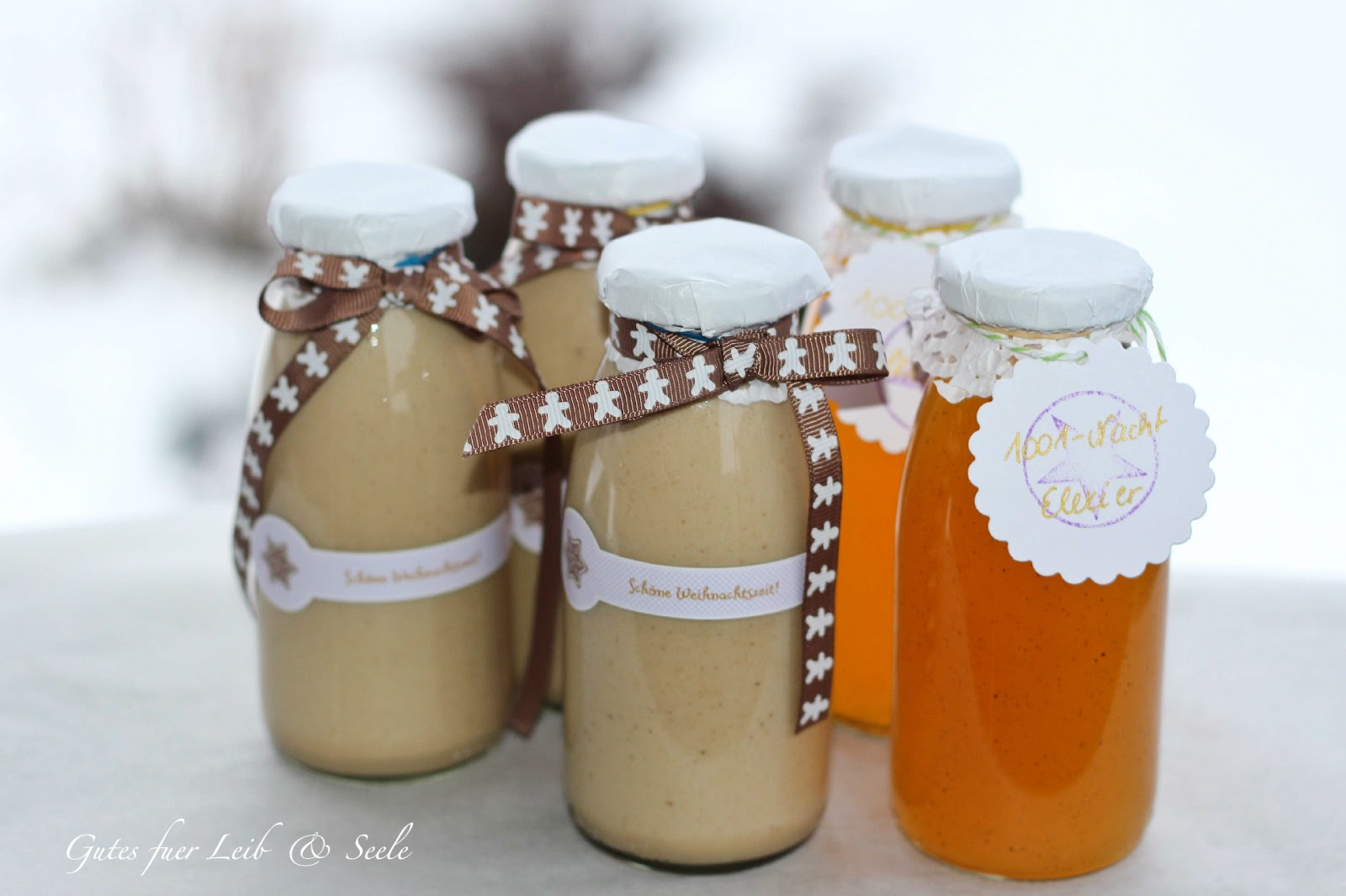 Gutes für Leib & Seele: Geschenke aus der Küche: Homemade Baileys + ...