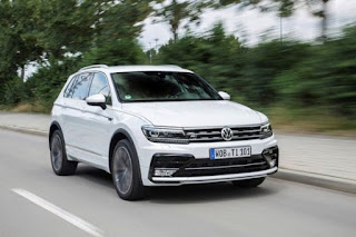 Anvelopele Falken sunt OEM pentru Volkswagen Tiguan