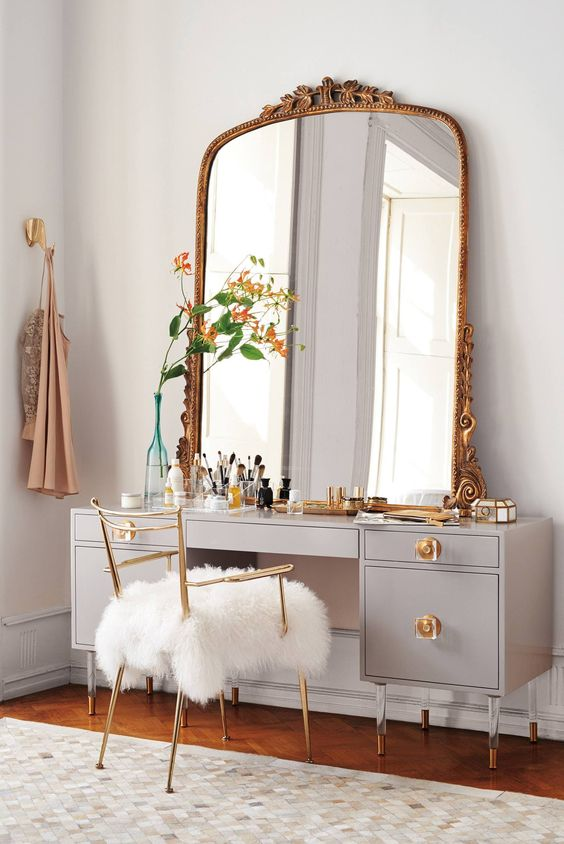 Most S Pretty Much Have An Idea Of What Their Dream Vanity Is Going To Be Like And I M Not Exception Think Looking At Perfectly Displayed Makeup