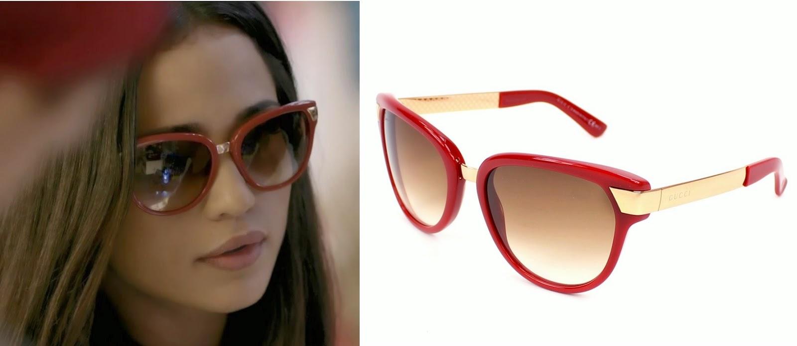 0c8feb4a1971f Para finalizar, os óculos que eu fiquei muito apaixonada e louca para ter,  os modelos da Érika (Letícia Birkheuer) não estão à venda, sabem porque