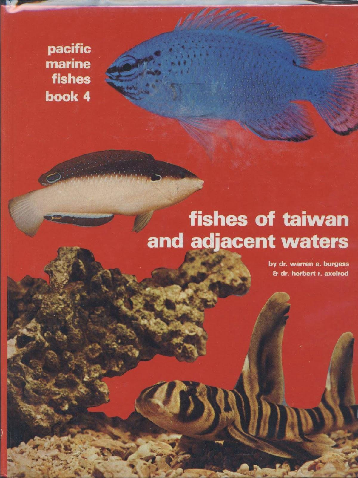 Ichthyology Books: Marine