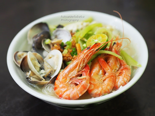 Star Of The Day ~ Seafood-licious Noodles