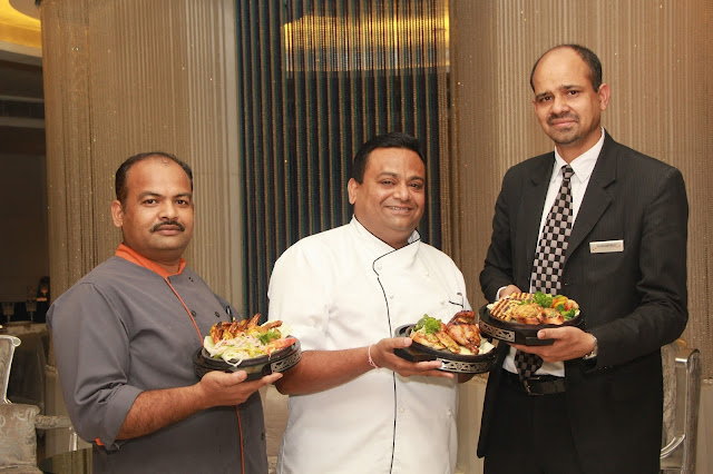 'Sizzle in the Drizzle', Delicious FOOD FESTIVAL at The Golkonda Hotel