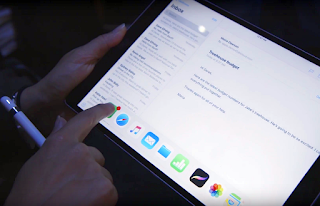 Apple iPad Pro 2 Settings