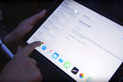 iPad Pro 2 Settings