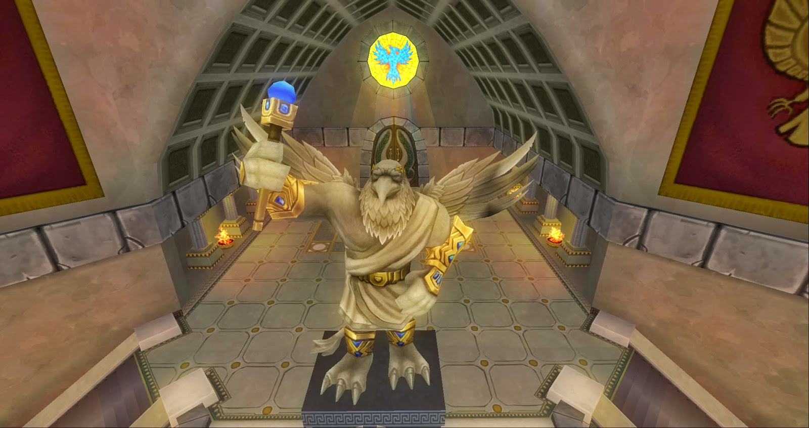 The Friendly Necromancer: Doing the Aquila -- RAFFLE!