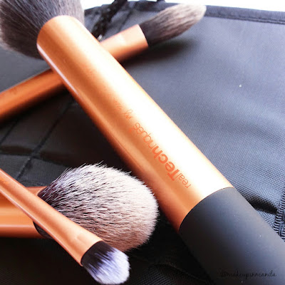 Real Techniques Core Collection Brush Set Review
