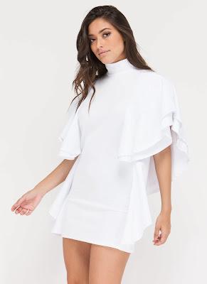 vestidos de noche cortos para gorditas jovenes