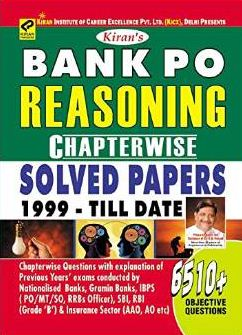 Best Books For Logical Reasoning Preparation