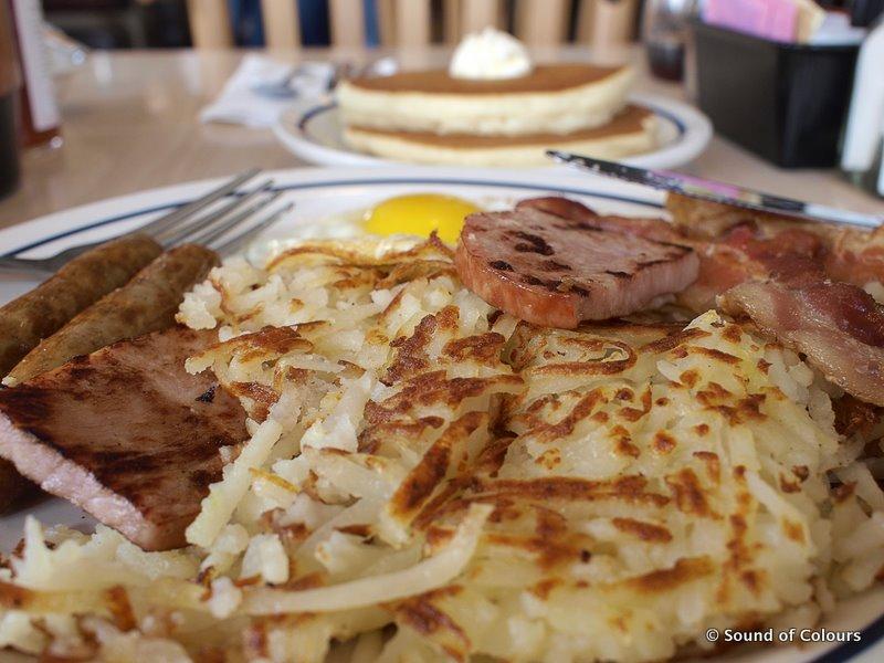 Breakfast Pancakes Restaurants Mount Vernon Wa J