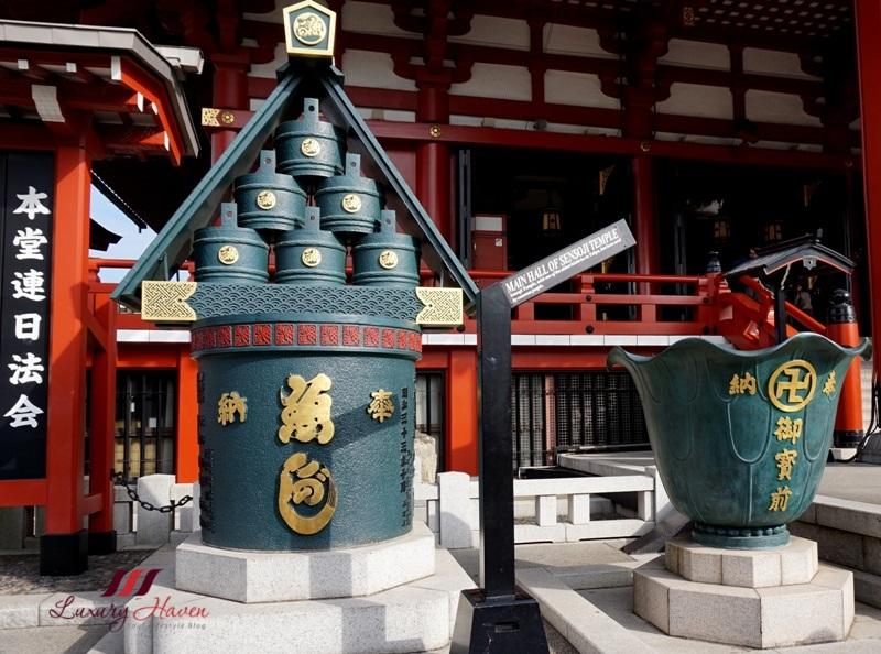 tokyo sightseeing asakusa sensoji temple