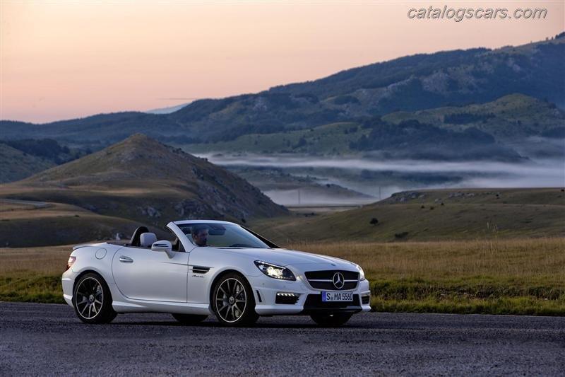 صور سيارة مرسيدس بنز SLK55 AMG 2014 - اجمل خلفيات صور عربية مرسيدس بنز SLK55 AMG 2014 - Mercedes-Benz SLK55 AMG Photos Mercedes-Benz_SLK55_AMG_2012_800x600_wallpaper_06.jpg