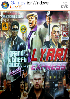 Grand Theft Auto: Lyari Express PC GAME