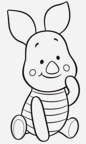 Winnie The Pooh Free Printable Coloring Pages Oh My