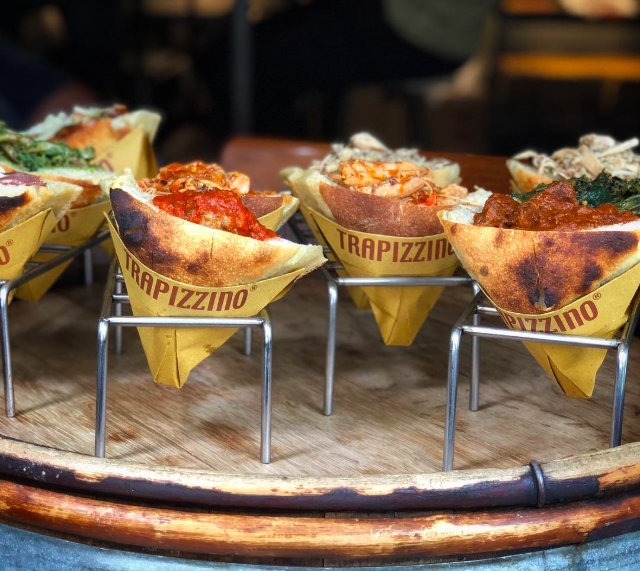 Trapizzino street food