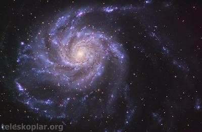 teleskop ve astronomi terimleri nelerdir