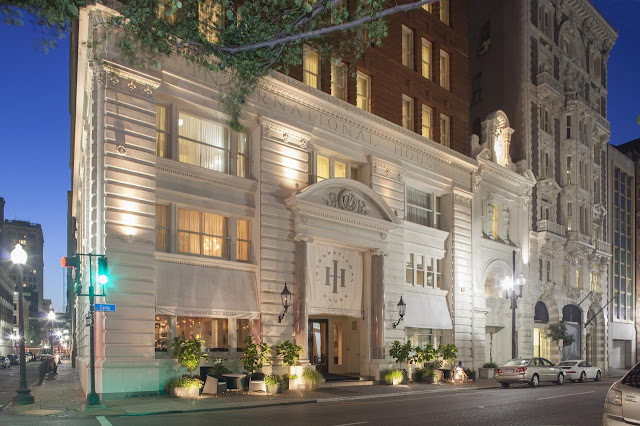 International House Hotel is a boutique hotel located in downtown New Orleans. Experience modern luxury reflecting contemporary New Orleans style.