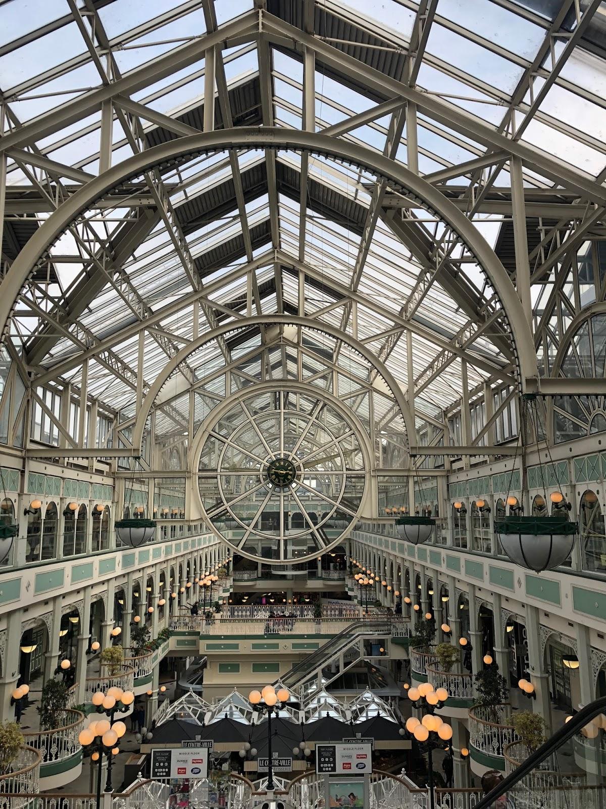 Where to shop in dublin, shopping dublin, mall in dublin