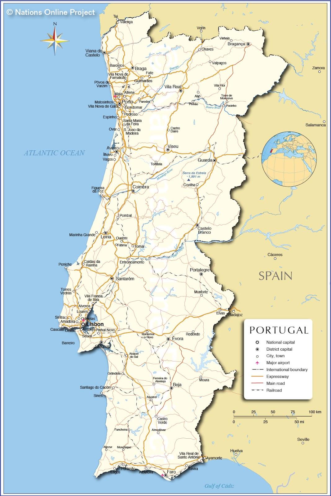 Portugal Land