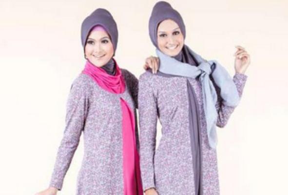 Contoh Baju Muslim Lebaran Untuk Anak Remaja
