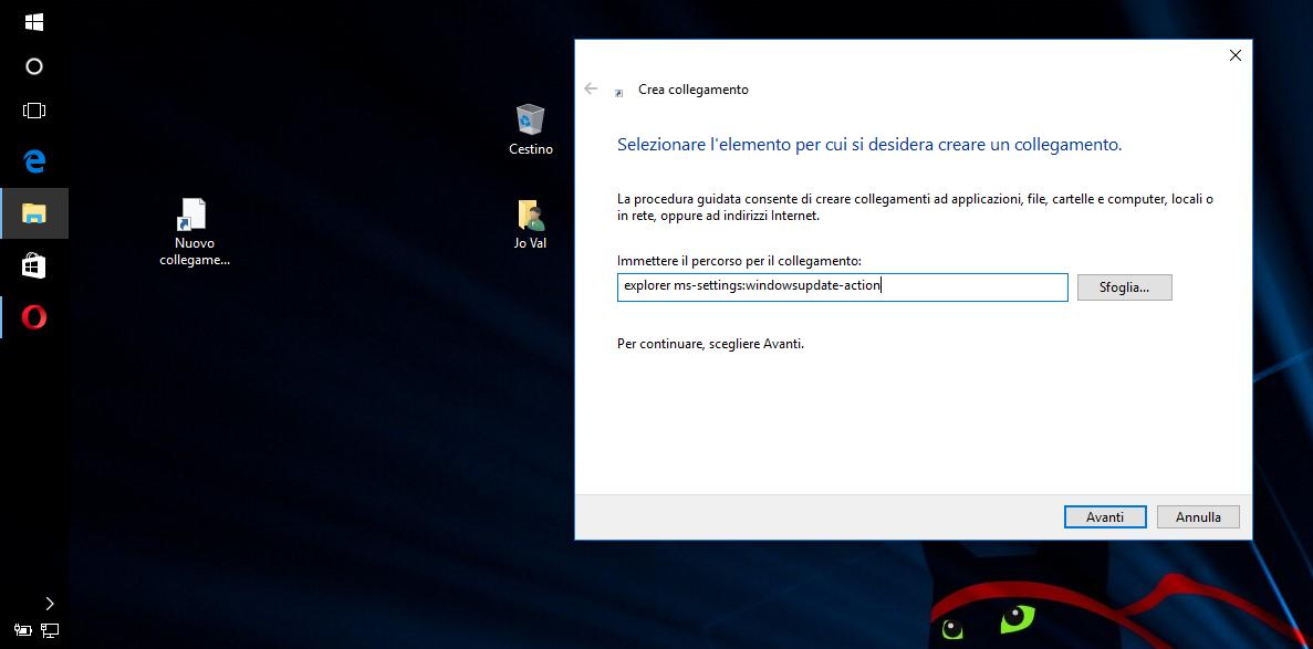 Come verificare la disponibilità di aggiornamenti con un solo click in Windows 10 3