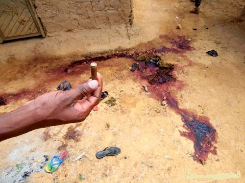 Guéckédou: Un jeune âgé de 25 ans et père de 3 enfants s'est suicidé en se  tirant une balle dans la poitrine après avoir écrit un testament.