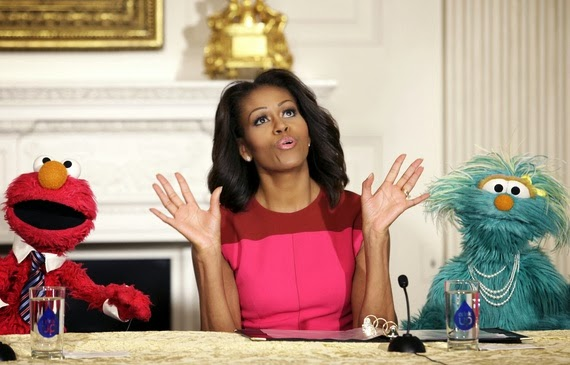 Michelle Obama Healthy Food Fail Money Cost