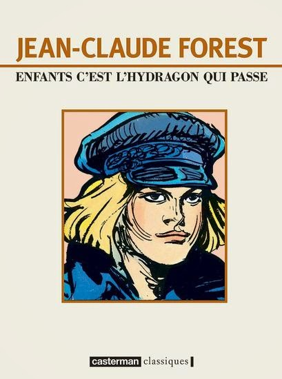 enfants hydragon Jean-Claude Forest