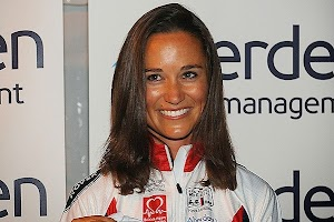 Secrets of healthy eating from Pippa Middleton