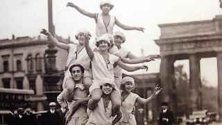 liberación femenina, deporte femenino