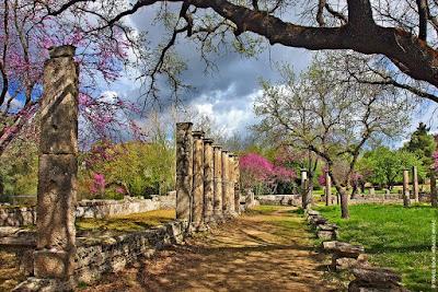 Αρχαία-Ολυμπία-την-anoixi-S.Drekou-aenai-EpAnastasi