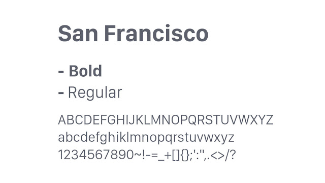font miui san francisco full style for android miui mtz