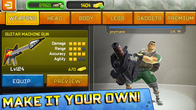 Download game Respawnables Apk Mod v4.3.1 (Unlimited Money)