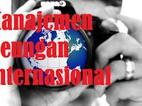 Pengertian Manajemen Keuangan Internasional