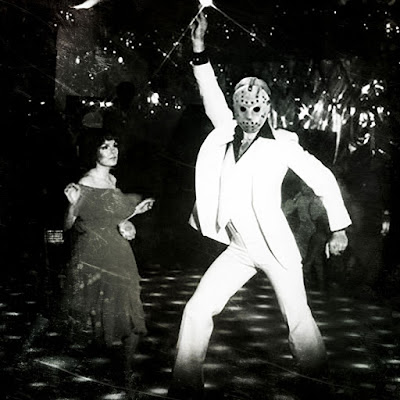 Jason Vorhees en Saturday Night Fever