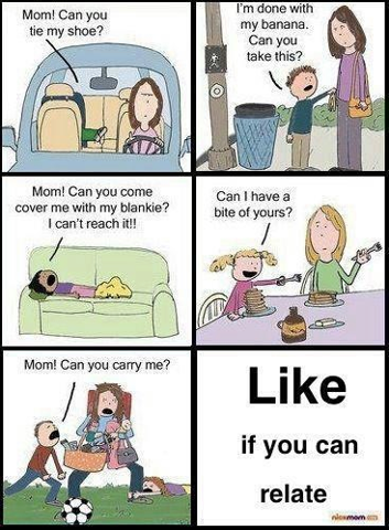 Funny mom books to read