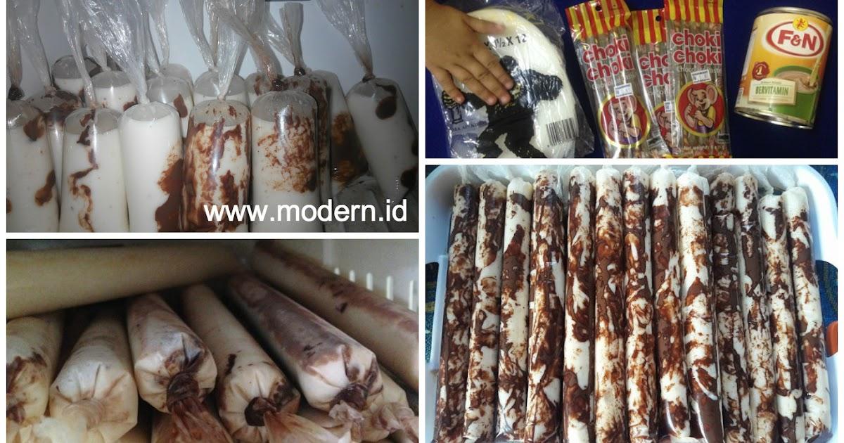 Es Krim Choki-Choki. Fenomena Baru dari Malaysia Yang Bisa