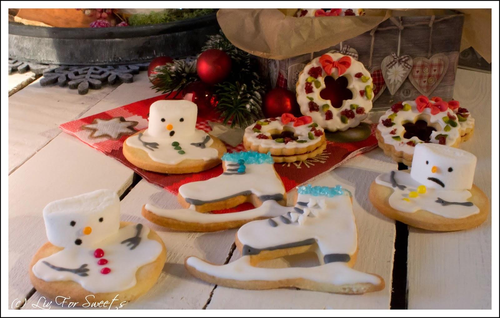 weihnachten kekse rezept