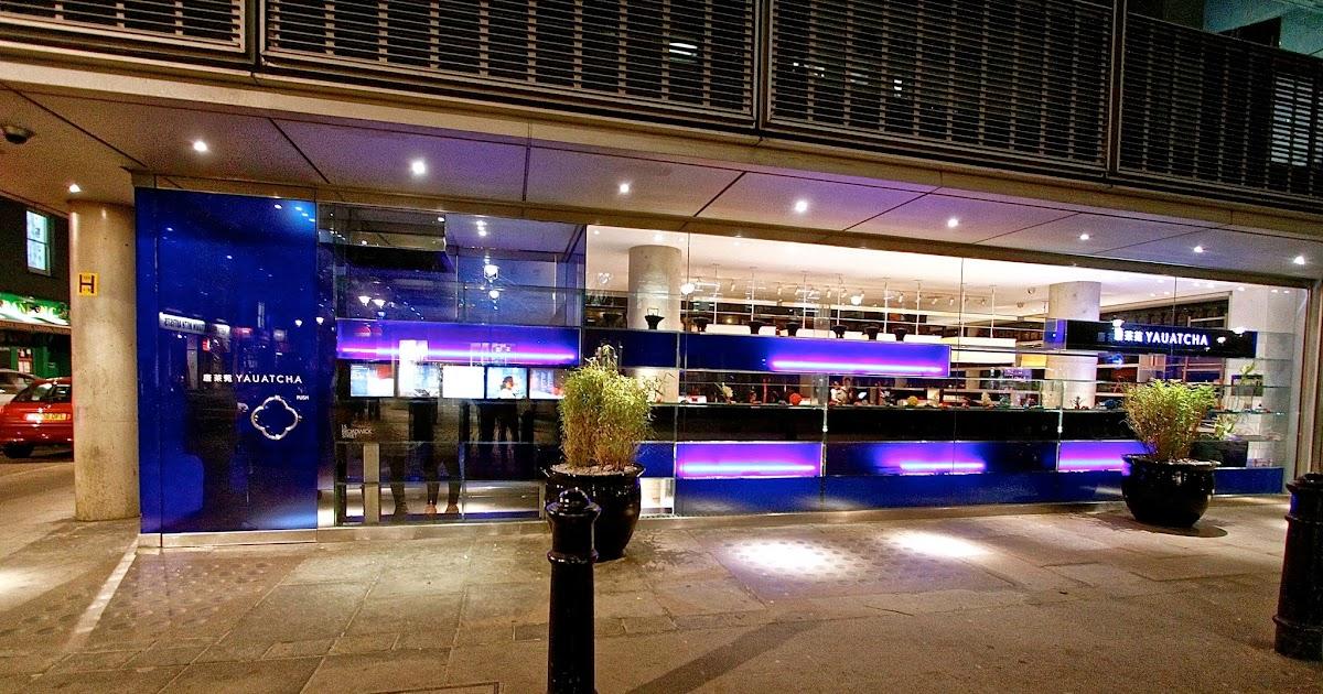 Yauatcha Restaurant London