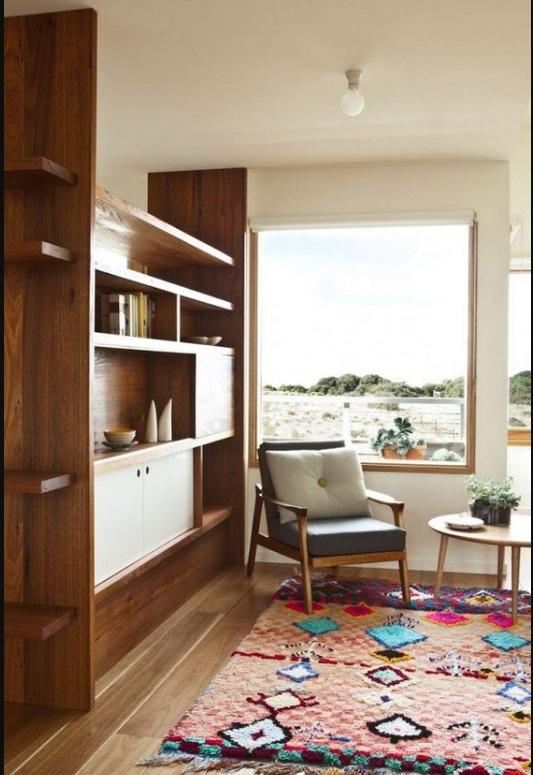 50 Desain Partisi Ruang Tamu Dan Ruang Keluarga Minimalis Yang Cantik