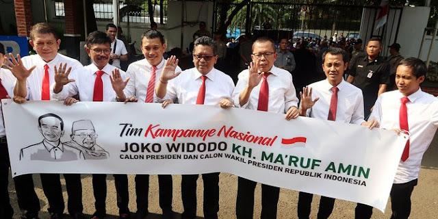 Kubu Jokowi belum putuskan nama pengganti Sri Mulyani di tim sukses