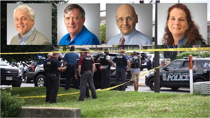 Jefes y colegas de cuatro periodistas asesinados en Maryland describen trayectorias y entrega por libertad de prensa