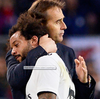 Julen Lopetegui's father reveals how Real Madrid sacking happened