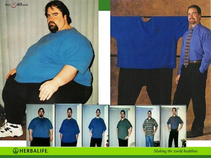 Weight Loss Result Guinness Record Herbalife Sponsor Id