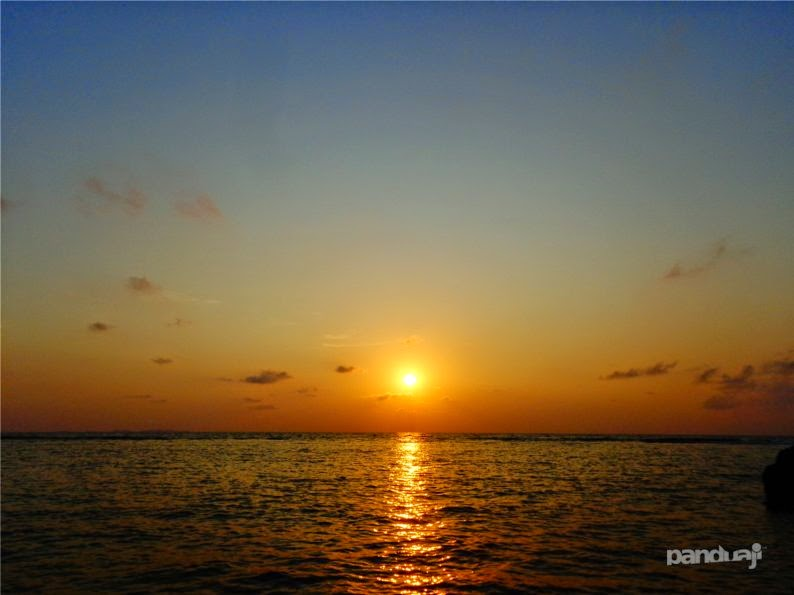 Sunrise di Karimunjawa